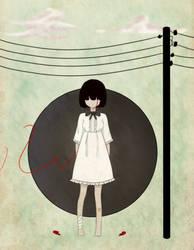 Sad girl [+ SPEEDPAINT] by Sofiia-C