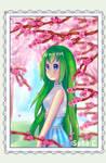 Sakura Hibiku by Sofiia-C