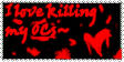 OC killing stamp by SorenBrian