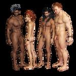 The Boys by kiwihobbit