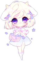R: CyanTheArtist by CHARIKO