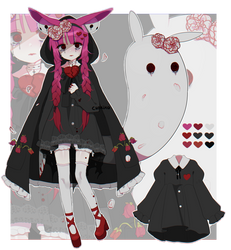 Valentine Ghostie Auction / closed by CHARIKO