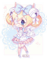 [SPEEDPAINT] CM | cutesu 1/2 by Nita--Chan