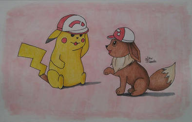 Let's Go Pikachu and Eevee! by RareCandyCollector