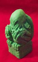 Chocolate Cthulhu Idol by JasonMcKittrick