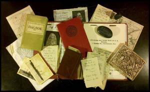 The Call of Cthulhu Prof. Angell's Box by JasonMcKittrick