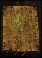 Ancient Fabric Remnant by JasonMcKittrick