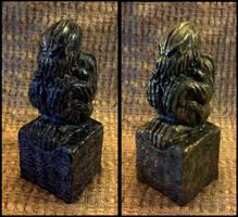 Resin Cthulhu Idols by JasonMcKittrick