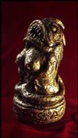 Mother Hydra Idol by JasonMcKittrick