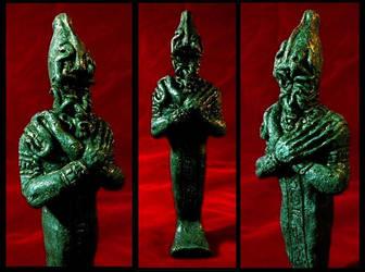The Nyarlathotep Artifact by JasonMcKittrick