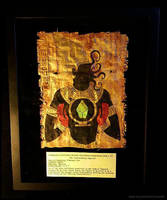 The Nyarlathotep Papyrus by JasonMcKittrick
