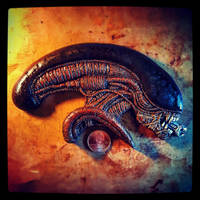 Perfect Organism Wall Plaque by JasonMcKittrick