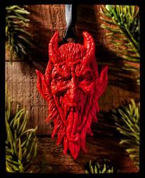 Krampus Ornament by JasonMcKittrick