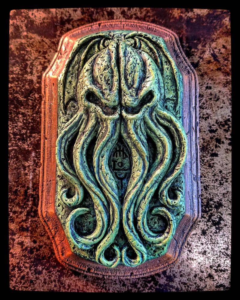 The R'lyeh Artifact by JasonMcKittrick