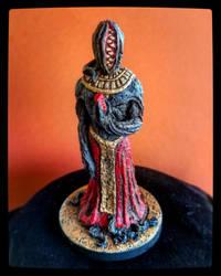 Nephren-Ka Figurine by JasonMcKittrick