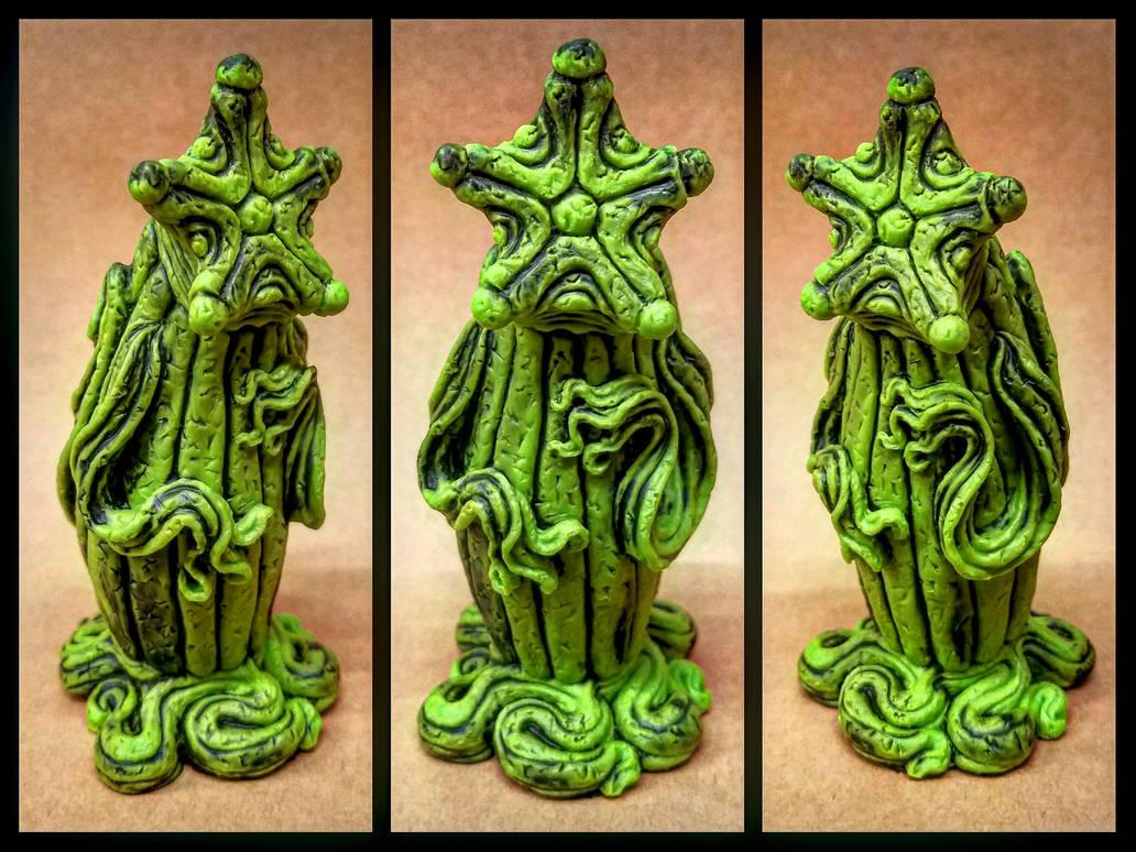 Elder Thing - Cryptocasts by JasonMcKittrick