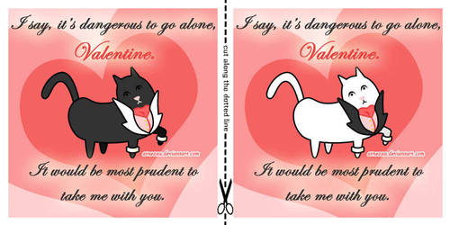 I Say, Valentine! by atnezau