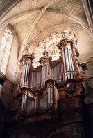 Beziers, Organ by multix