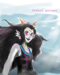Feferi by dudeimmikayla