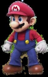Mario HD by Banjo2015