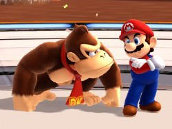 Mario and DK by Banjo2015