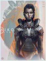 Aiko by MitchellMohrhauser