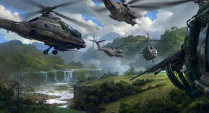 Battle 2 by MitchellMohrhauser