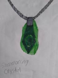 EJA-TM summoning crystal by phantomwinds1718
