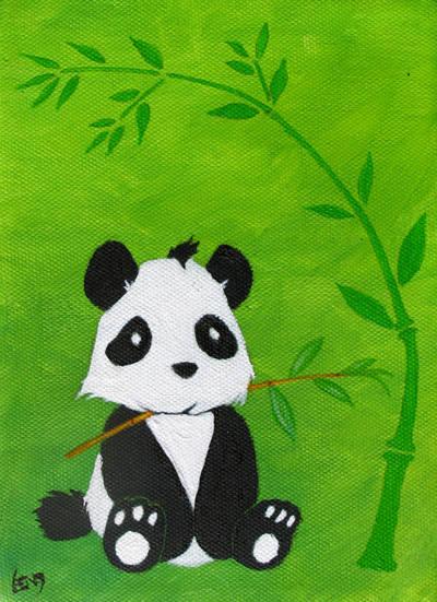 Panda by BenF