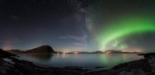 Sea Of Light by Trichardsen