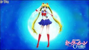 Sailor Moon Crystal: Sailor Moon by TRXNALARA