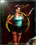 Tomb Raider II. (Wallpaper 18) by TRXNALARA