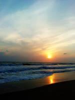 Sunrise I by darrenlove