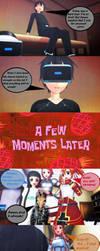 Asuna's shrinking games by Sad-Bag