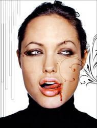 Blood Angelina by LarA777