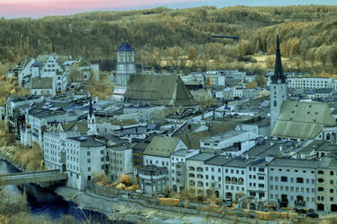 Wasserburg by Bunny-with-Camera