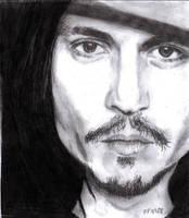 Johnny Depp by freshfleshy