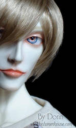 Bowie Closeup by BishonenHouse