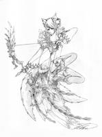 JD- Phoenix Arrow by Cowslip