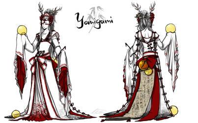 Yomigami [Kemonomimi] - Okami by Cowslip