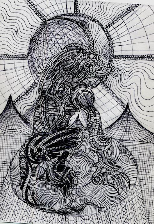 Fenrir by Ross-Makoske