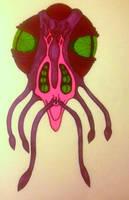 Alien Balloon by Ross-Makoske