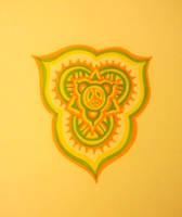 Peace Mandala by Ross-Makoske