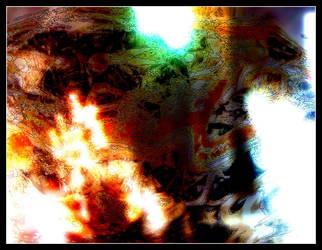 Exploding wallpaper lights? by ZedBunny