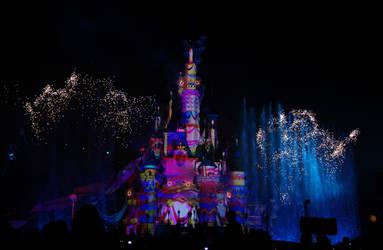 Disney Dreams by Mlle-Dreamer