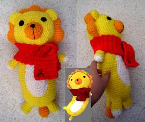 Crochet--Sakutaro by Mira-Kajihiko