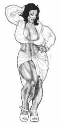 She-hulk Serange 2 by CrushArt2014