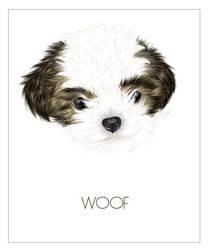 Woof by ChewedKandi
