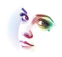 Rainbow Sparkles by ChewedKandi