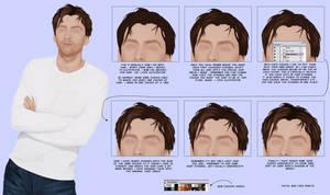 DT WIP... tutorial... 9 by ChewedKandi
